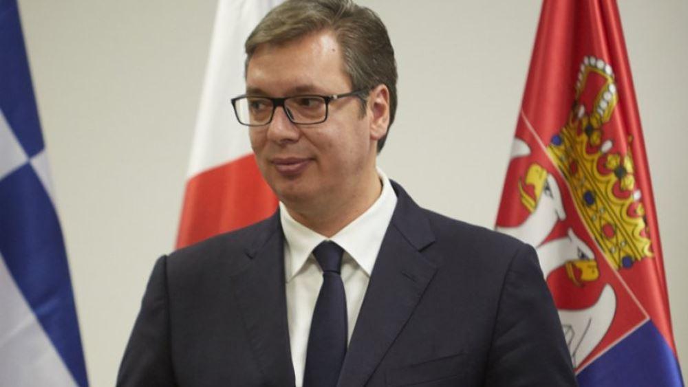 """Το """"χαρτί"""" της Ρωσίας καθορίζει το σκηνικό στην πολιτική σκηνή της Σερβίας"""