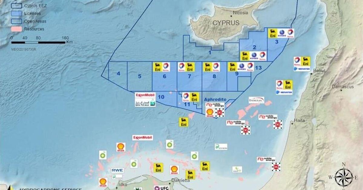 Ενεργειακό περιβάλλον Ανατολικής Μεσογείου στην πανδημία