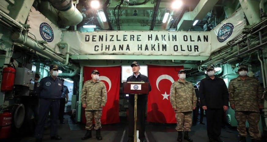 Μια διαφορετική ανάγνωση του σχεδίου επίθεσης της Τουρκίας. Μια διαρροή που δεν έτυχε.