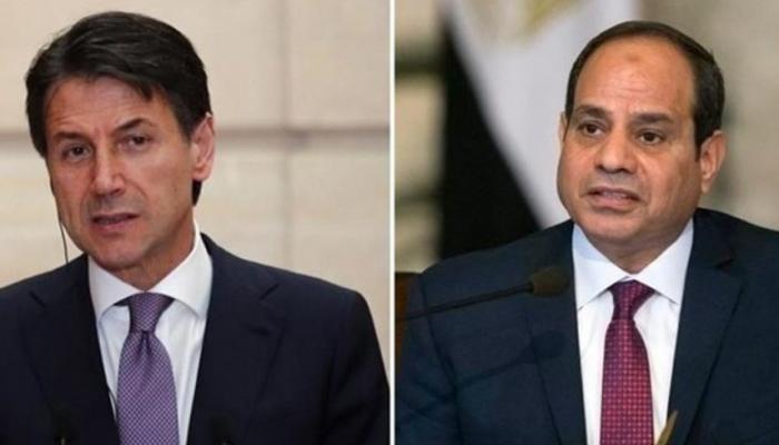 Τηλεφωνική επικοινωνία τoυ Αιγύπτιου προέδρου με τον Ιταλό πρωθυπουργό για τη Λιβύη