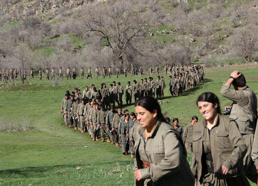 Γιατί η Αγκυρα ξαναχτυπά τους Κούρδους στο Ιρακ
