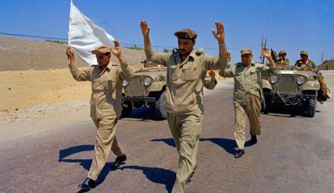 Πόλεμος των 6 ημερών: 50 χρόνια από την πανωλεθρία των Αράβων και τον θρίαμβο του Ισραήλ