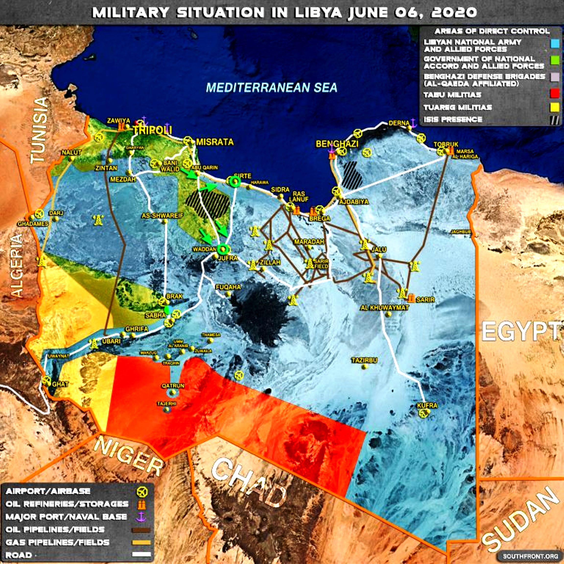 Ελληνικό ΥΠΕΞ: Στηρίζουμε την πρωτοβουλία της Αιγύπτου για εκεχειρία στη Λιβύη