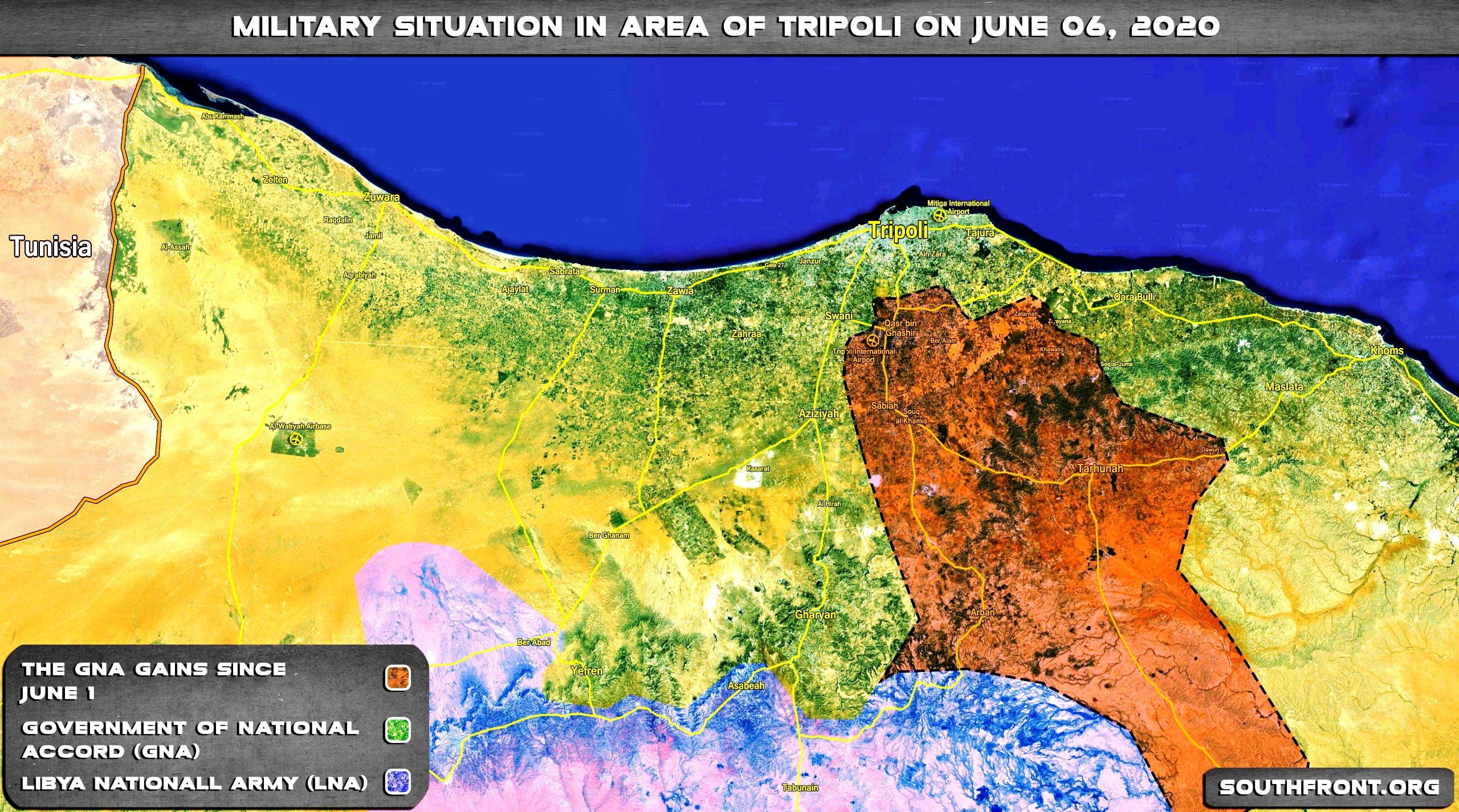 Λιβύη: Επόμενος στόχος Τουρκίας και Σάρατζ το λιμάνι της Σύρτης