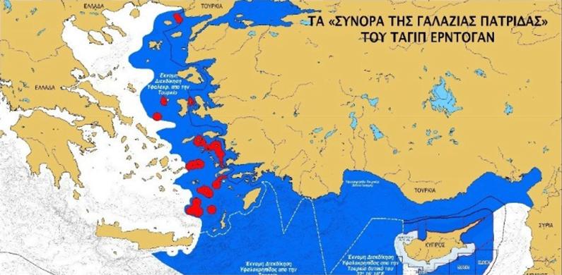 Ελληνοτουρκικά: Η λογική της αμφισβήτησης και οι δύο δρόμοι για την Ελλάδα
