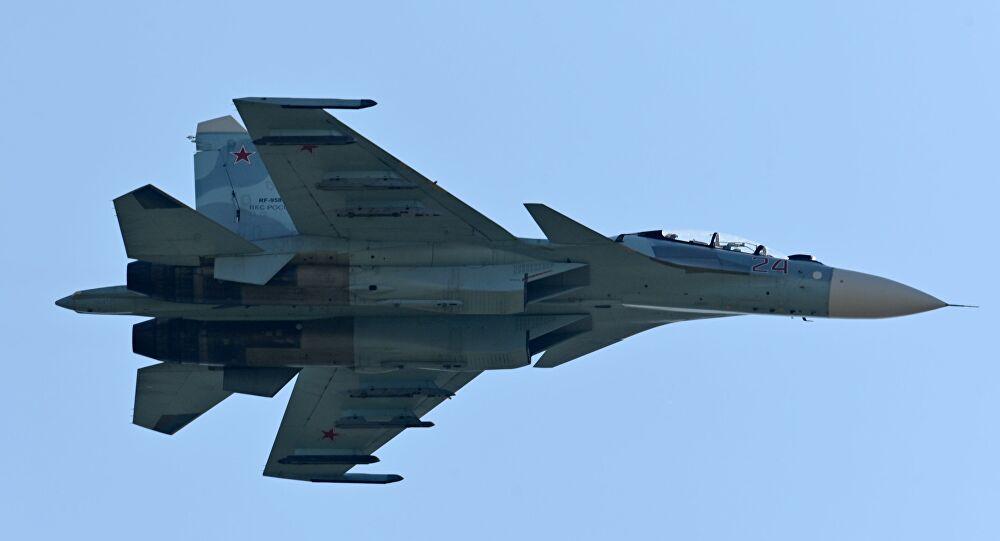 Ρωσικά Su-27 αναχαίτισαν αμερικανικά αεροσκάφη στον Εύξεινο Πόντο