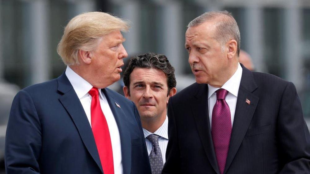 Γιατί συγκλίνουν Τραμπ και Ερντογάν