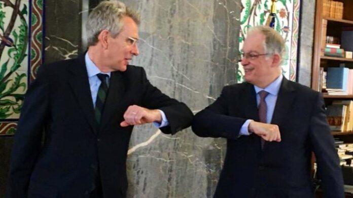 Τζ. Πάιατ: Η συμμαχία με την Ελλάδα αποτελεί μια από τις βασικές προτεραιότητες για τις ΗΠΑ