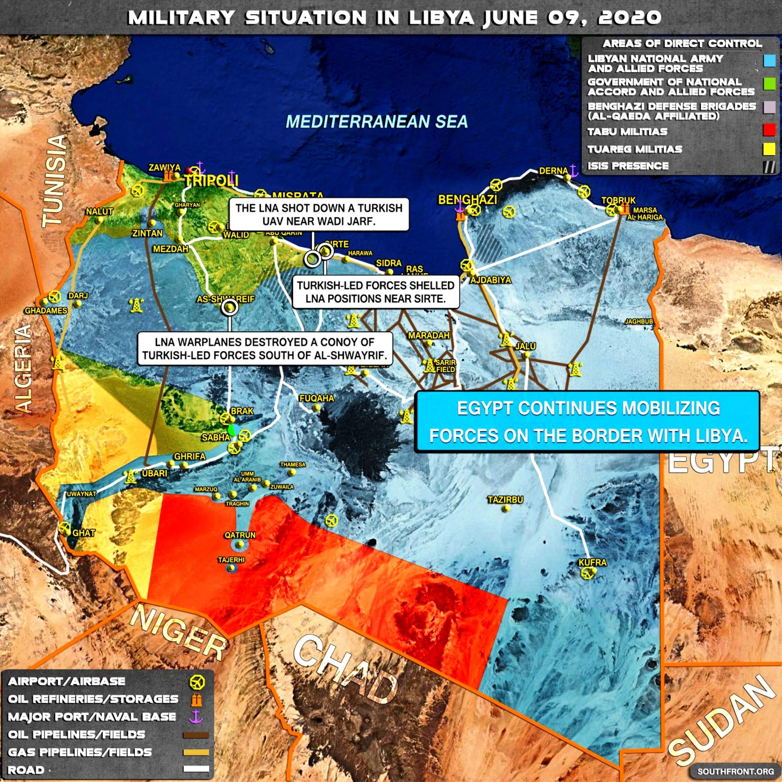 Η Ρωσία προσπαθεί να παγώσει τη σύγκρουση στη Λιβύη