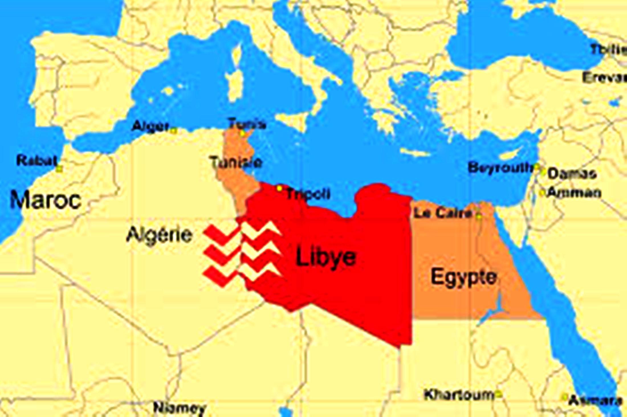 Συνάντηση ΥΠΑΜ Γαλλίας και Ιταλίας για Λιβύη και Ανατολική Μεσόγειο