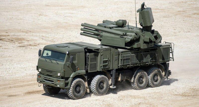 Λιβύη: Συριακά συστήματα Pantsir-S1 για τον Χάφταρ… Καλύπτουν την Σύρτη