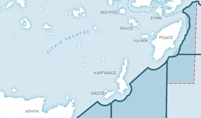 Και μετά διερωτούνται γιατί η Τουρκία οδεύει προς Κρήτη