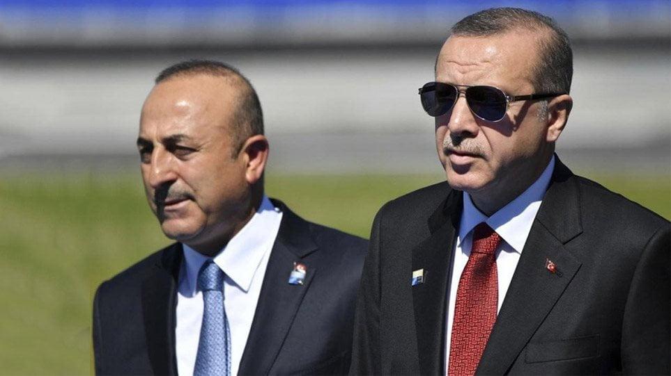 Τσαβούσογλου: Ερντογάν και Τραμπ συμφώνησαν να συνεργαστούν στη Λιβύη