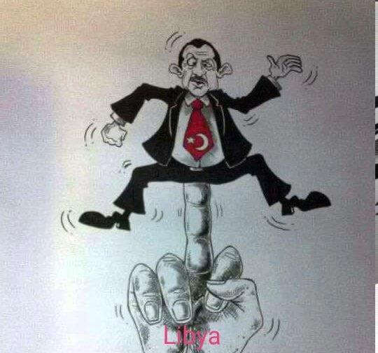 Η Τουρκία δημιουργεί συνεχώς εχθρούς γύρω της!
