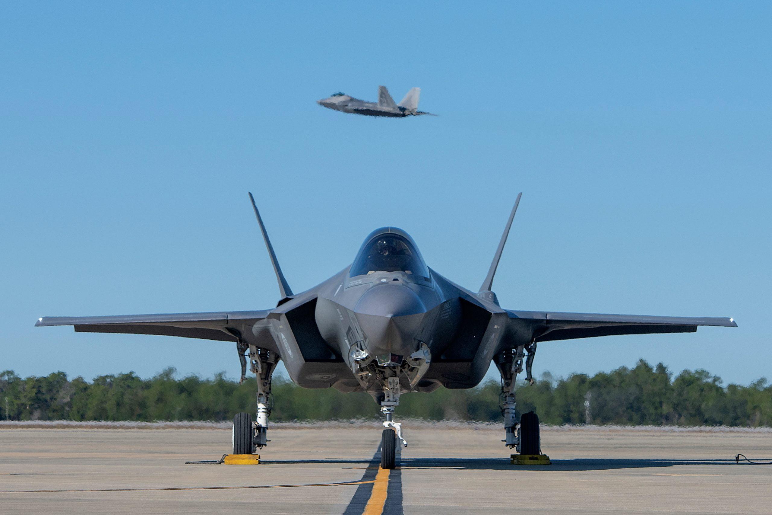 Η πολεμική αεροπορία των ΗΠΑ ερευνά ατύχημα με F-35, ύστερα από δύο ατυχήματα τον προηγούμενο μήνα