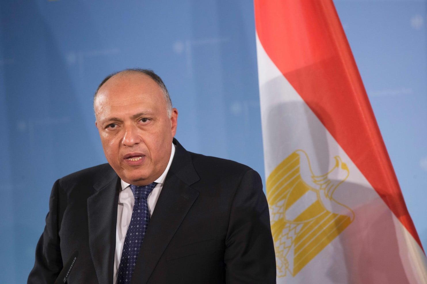 Αιγύπτιος ΥΠΕΞ: Η τουρκική παρέμβαση στη Λιβύη αποτελεί σοβαρή απειλή για την εθνική ασφάλεια του αραβικού κόσμου