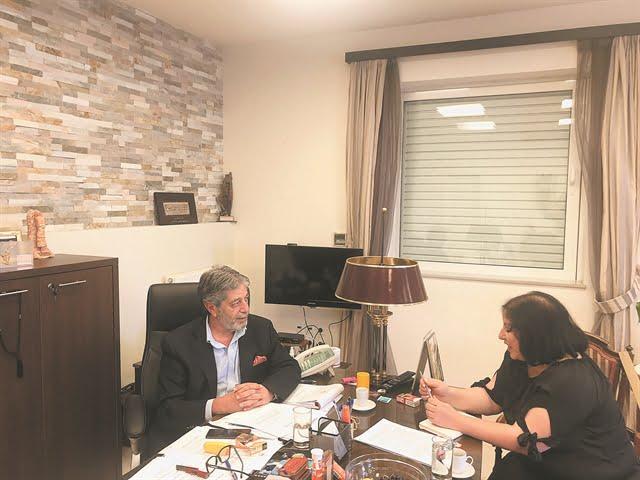 Μαρουάν Τουμπάσι, Πρέσβης Παλαιστίνης: Επιμένουμε στο Διεθνές Δίκαιο και στην Αν. Μεσόγειο