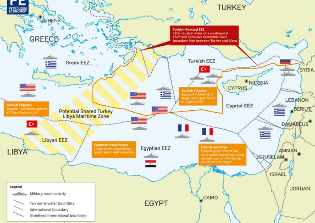 Χρήστος Ιακώβου: Το παιχνίδι που παίζεται μεταξύ Κύπρου και Καστελλορίζου