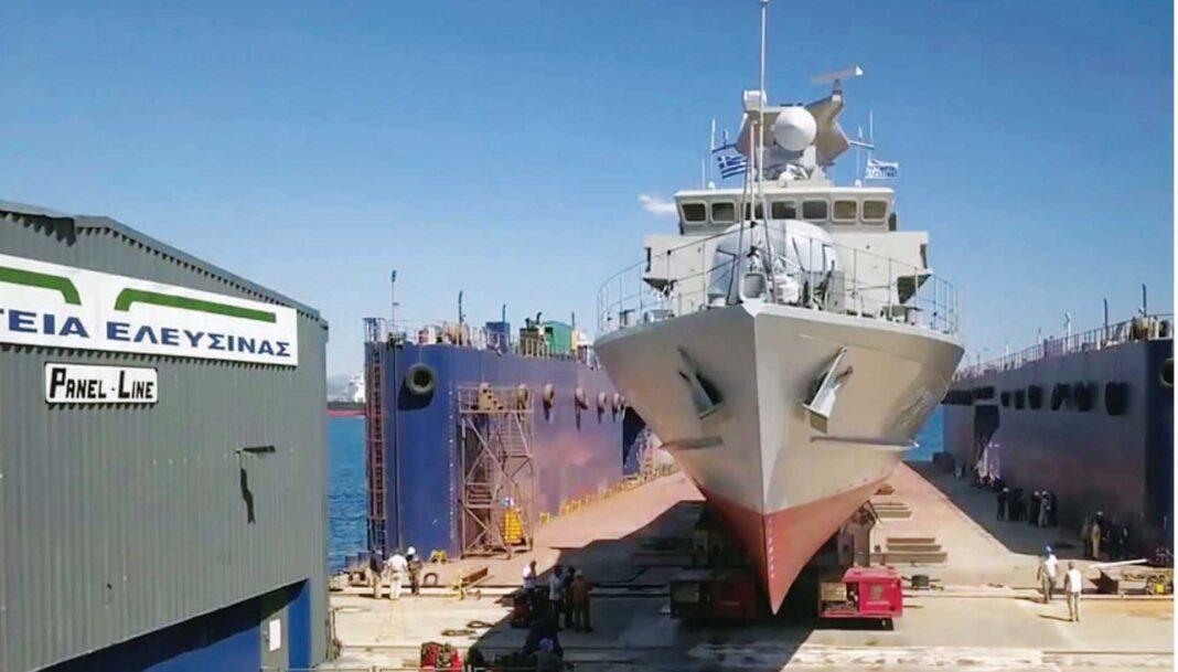 Ζητείται παρέμβαση Μητσοτάκη για τη διάσωση των Ναυπηγείων Ελευσίνας