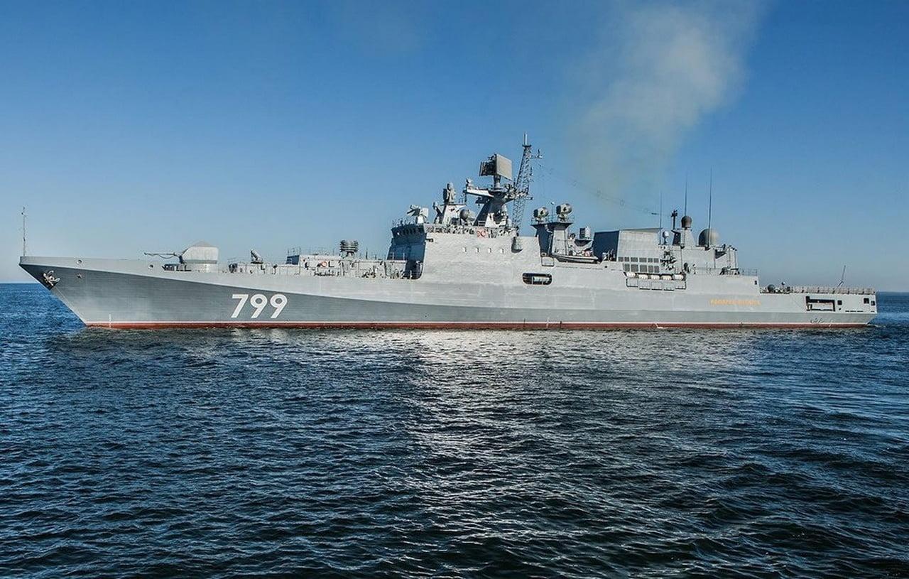 Μια κίνηση με νόημα! Η Ρωσία στέλνει φρεγάτα με πυραύλους «Kalibr» στη Μεσόγειο