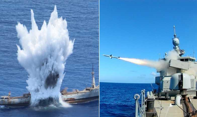 Στην πρώτη γραμμή αποτροπής το Πολεμικό Ναυτικό – Τα «ξύλινα τείχη» ασπίδα στα επεκτατικά σχέδια της Τουρκίας – Η ανάγκη ενίσχυσης του Στόλου