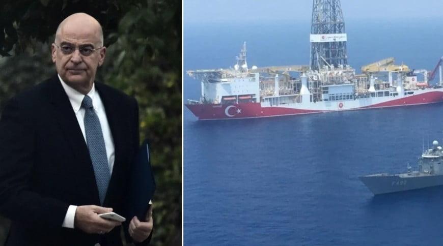 Στο ΥΠΕΞ ο Τούρκος πρεσβευτής – Διάβημα της Αθήνας σε Άγκυρα για τα περί τουρκικών ερευνών στην ελληνική υφαλοκρηπίδα
