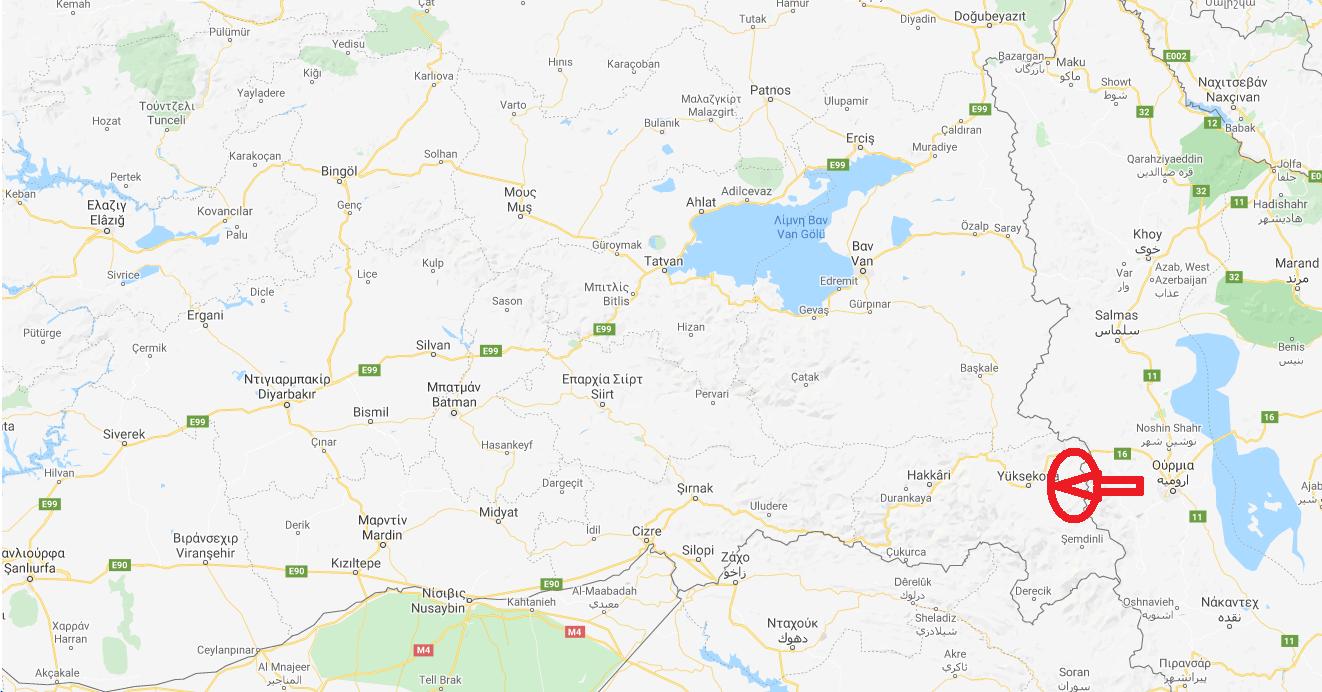 Τουρκία: Στρατιώτης νεκρός από πυρά από την ιρανική πλευρά της μεθορίου