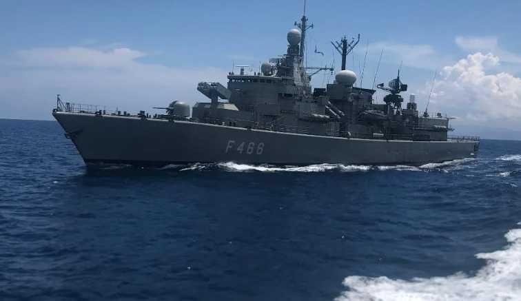 Έτοιμος ο Στόλος να σταματήσει Τουρκικά τετελεσμένα – Σε θέσεις «κλειδιά» πολεμικά πλοία και υποβρύχια