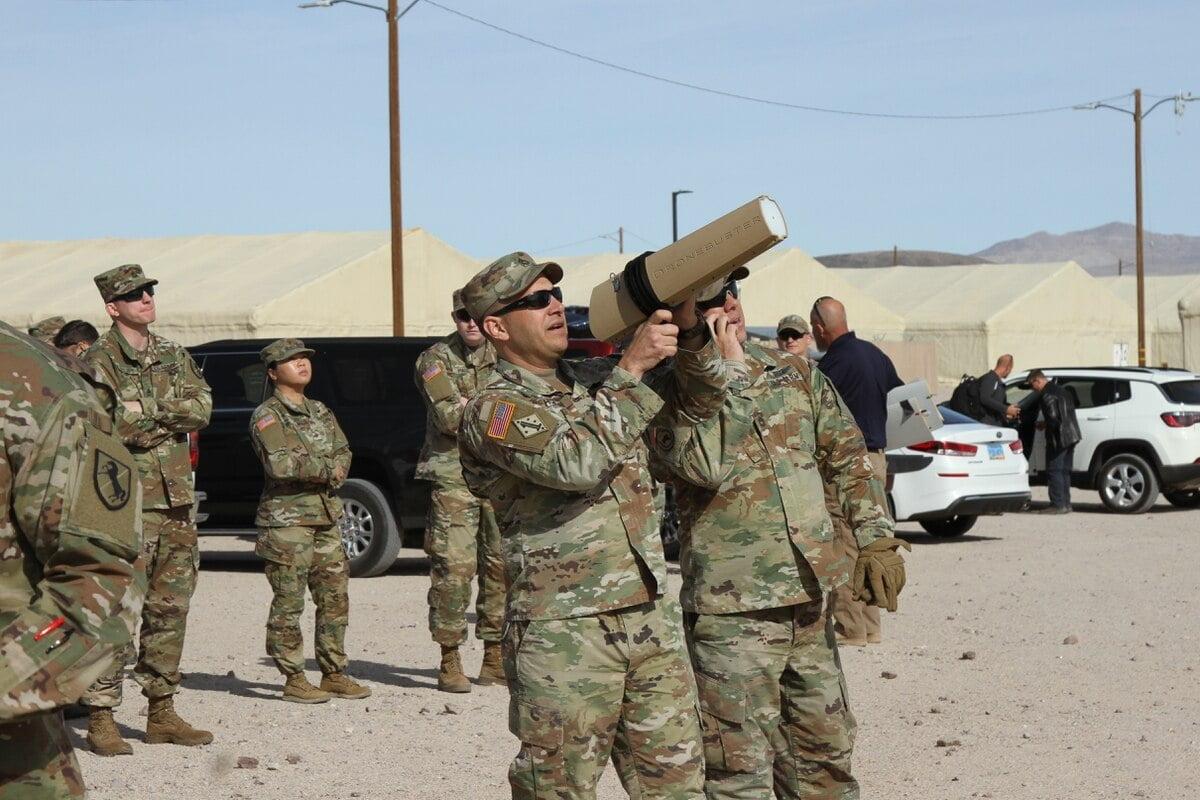 Ο Αμερικανικός Στρατός διαλέγει οκτώ συστήματα counter-drone και counter UAV για τις Ένοπλες Δυνάμεις των ΗΠΑ-Τροφή για σκέψη για την Αθήνα