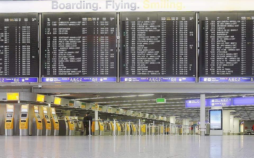 Ε.Ε.: «Μπλόκο» στις πτήσεις από ΗΠΑ, Βραζιλία, Ρωσία, Τουρκία