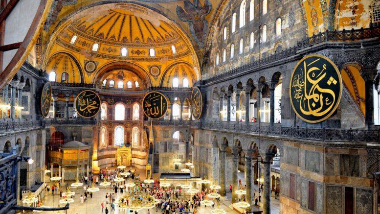 Επαφές Δένδια για Αγία Σοφία: Η UNESCO παρακολουθεί τις τουρκικές κινήσεις