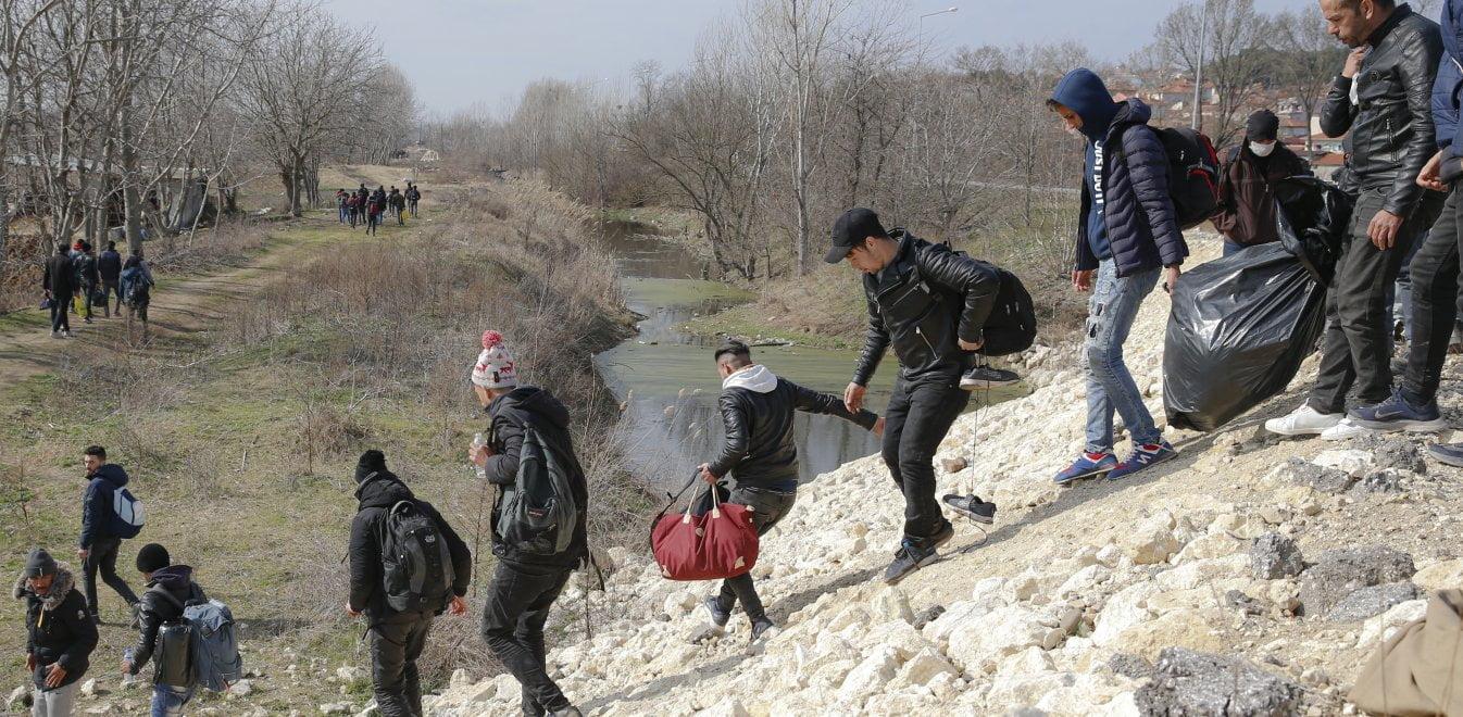 Mεταναστευτικό: Ελλάδα, Κύπρος, Βουλγαρία ζητούν ρήτρα έκτακτης ανάγκης