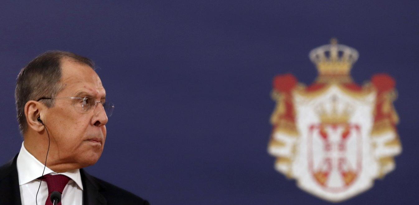 Ο Λαβρόφ για την Ορθοδοξία, τη Σερβία και τη «γειτονιά» μας…