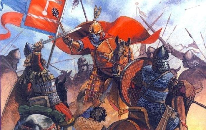 Πάλη θανάτου: Η συμπλοκή του Αλέξιου Κομνηνού με τρείς Νορμανδούς ιππότες