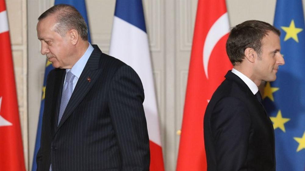 Γιατί η Γαλλία έγινε πιο επιθετική και επικριτική απέναντι στην Τουρκία