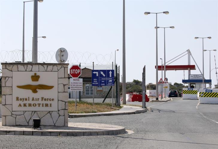 Το τουρκικό ΥΠΕΞ κατηγορεί τη Βρετανία για τη συμφωνία με τις Βάσεις