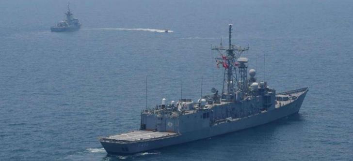 Τουρκικές φρεγάτες απείλησαν ΝΑΤΟϊκά πλοία στη Λιβύη