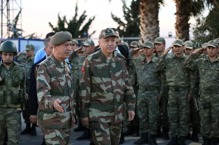 Το θηρίο που λέγεται Τουρκία εξαγριώθηκε, αλλά εμείς θα περιμένουμε ακόμα την εξημέρωση