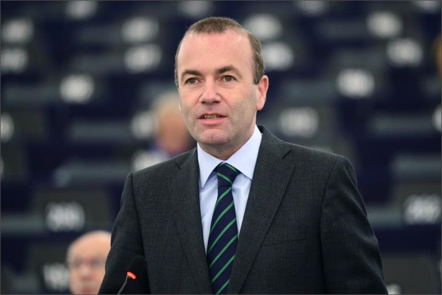 Μήνυμα Βέμπερ (ΕΛΚ) προς Τουρκία: Ο εκβιασμός δεν είναι ανεκτός – Στηρίζουμε Ελλάδα και Κύπρο