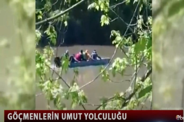 «Έναρξη τη νυχτα νέας απόπειρας εισβολής μεταναστών στην Ελλάδα μέσω Έβρου» μεταδίδουν τουρκικά ΜΜΕ (Βίντεο)