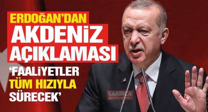 H Ανατολική Μεσόγειος ως γεωστρατηγική πρόκληση για τον Ερντογάν