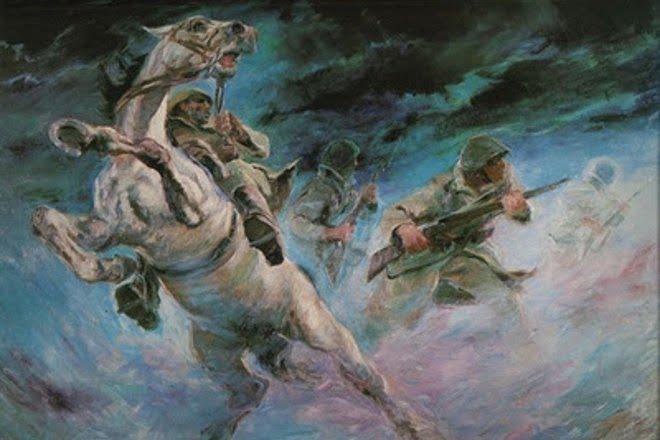 Σύρατε σπάθην: Η δράση του Ελληνικού Ιππικού στην εποποιία 1940 – 1941