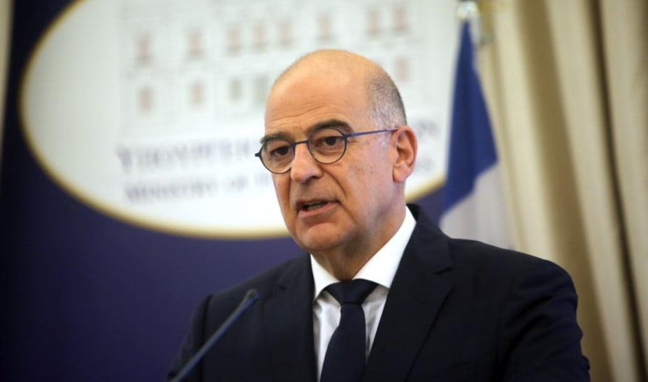 Νίκος Δένδιας: Σταθερή και συνεχής η γαλλική υποστήριξη προς την Ελλάδα