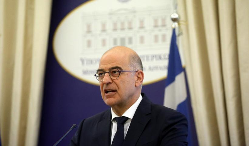 Δένδιας προς Τσαβούσογλου: Αν είναι καλή για την Τουρκία η συμφωνία Ελλάδας-Ιταλίας, ελάτε να εφαρμόσουμε τις ίδιες αρχές για τα νησιά μας