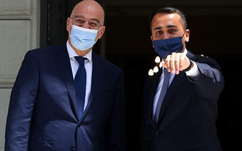 Αυτή είναι η μεγάλη εθνική επιτυχία: Η Συμφωνία με Ιταλία αναγνωρίζει ότι τα νησιά δικαιούνται ΑΟΖ