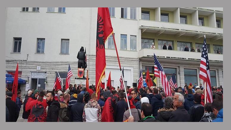 Συμβαίνουν εις Αλβανίαν! Κι όμως δεν είναι γραφικότητα, είναι ανθελληνισμός…