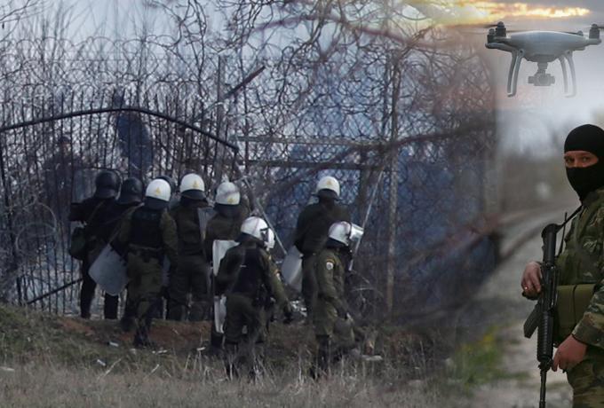 Πρόεδρος συνοριοφυλάκων: «Ελεγχόμενη η κατάσταση, μας τεστάρει η Τουρκία»