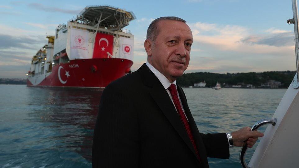 Διπλωματικός «πυρετός»: Η Τουρκία «αψηφά» την ελληνική υφαλοκρηπίδα – Με διάβημα απαντά η Αθήνα