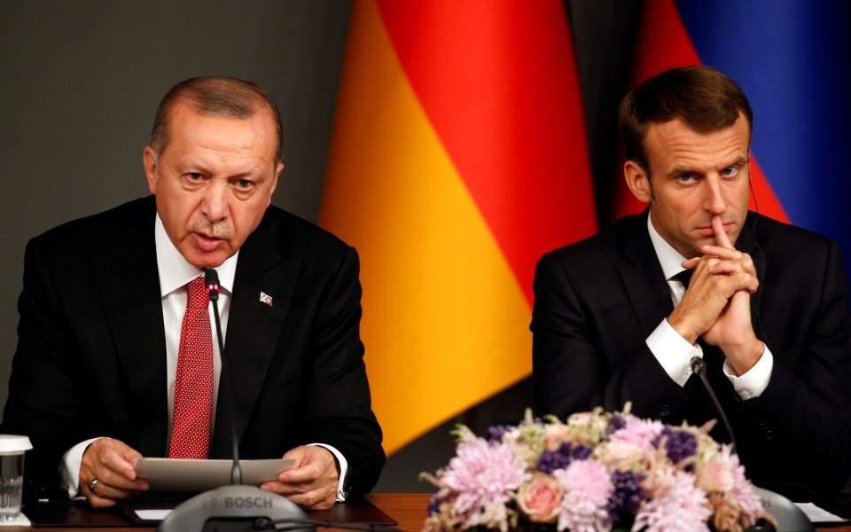 Γαλλικά «πυρά» κατά Αγκυρας στο ΝΑΤΟ: Υπάρχει τουρκικό πρόβλημα, ας μην στρουθοκαμηλίζουμε