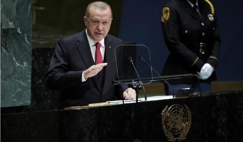 Ερντογάν: Η Αγία Σοφία προσφέρθηκε στους μουσουλμάνους μετά την Άλωση (βίντεο)